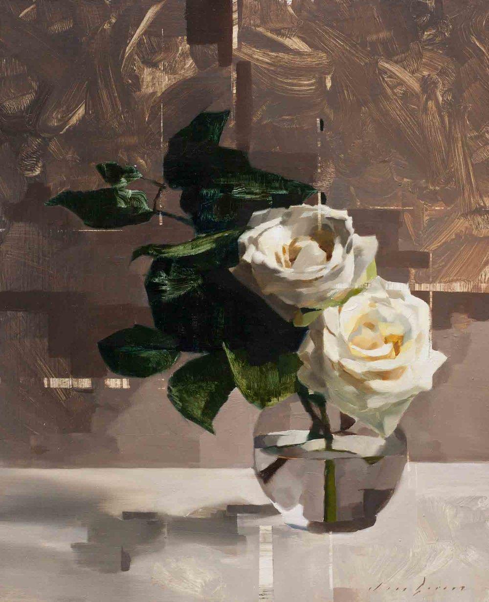 Roses and Shade
