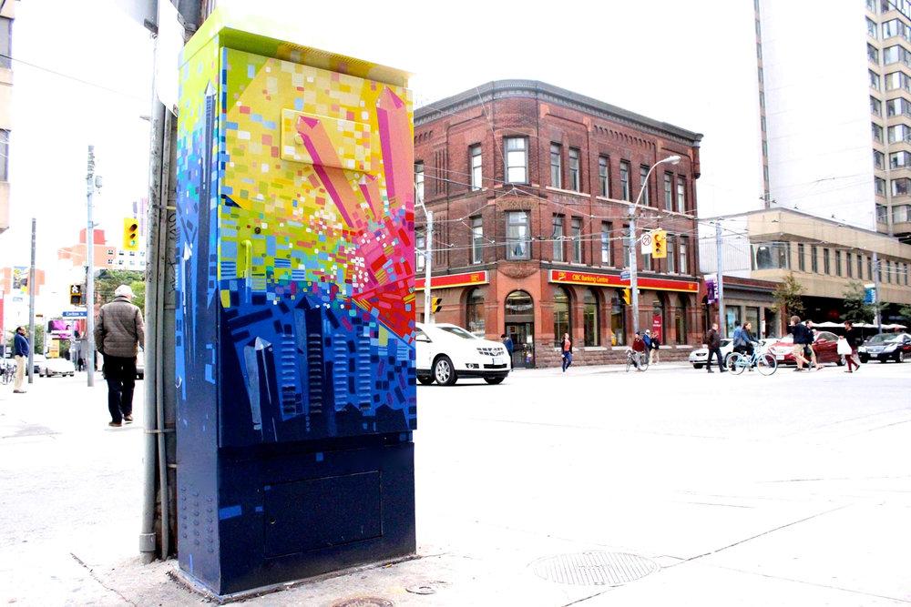 Copy of Church and Carlton, The Village, Toronto
