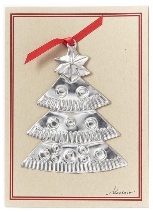 Alessaro christmas tree on red border kraft greeting card alessaro alessaro christmas tree on red border kraft greeting card m4hsunfo