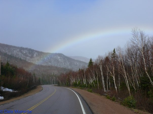 Did you know Cape Breton has the most rainbows of anywhere on earth?