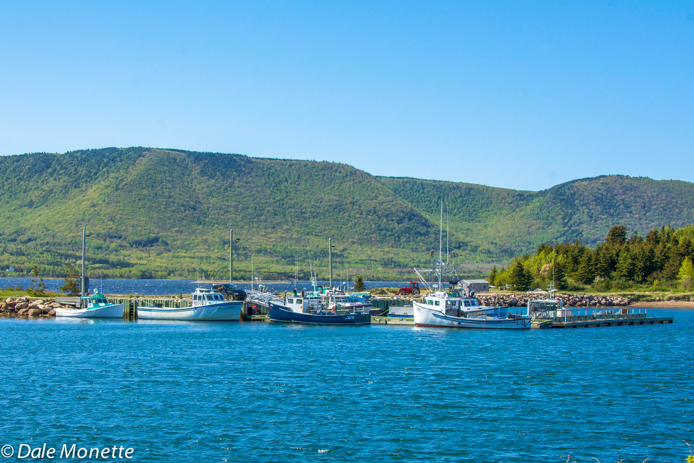 Dingwall Harbor, Cape Breton, Nova Scotia  6/7/15