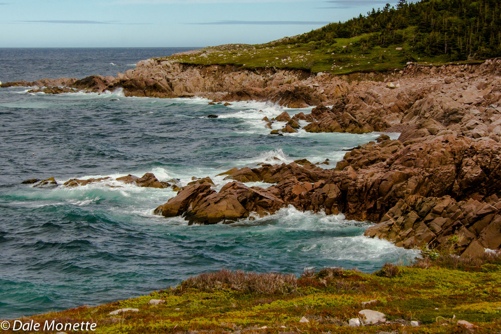 Nova Scotia coast