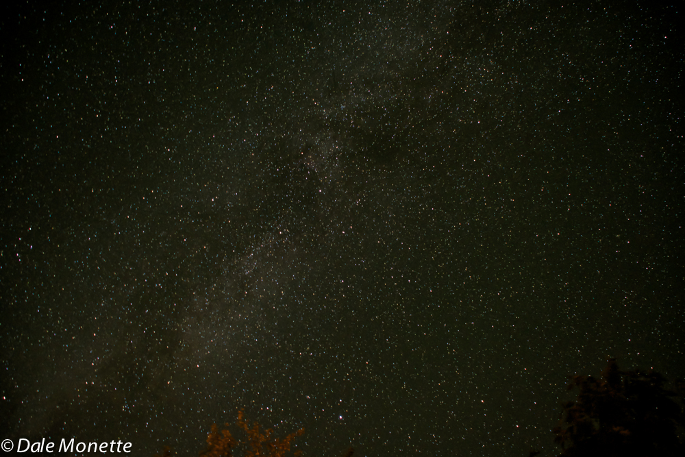 The Milky Way from the Aspy Bay, Cape Breton Island, Nova Scotia, 10:45PM... 10/15/15