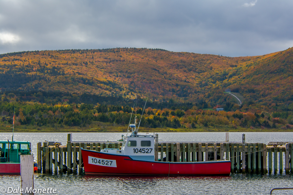 Bay St. Lawrence, Cape Breton  10/15/15