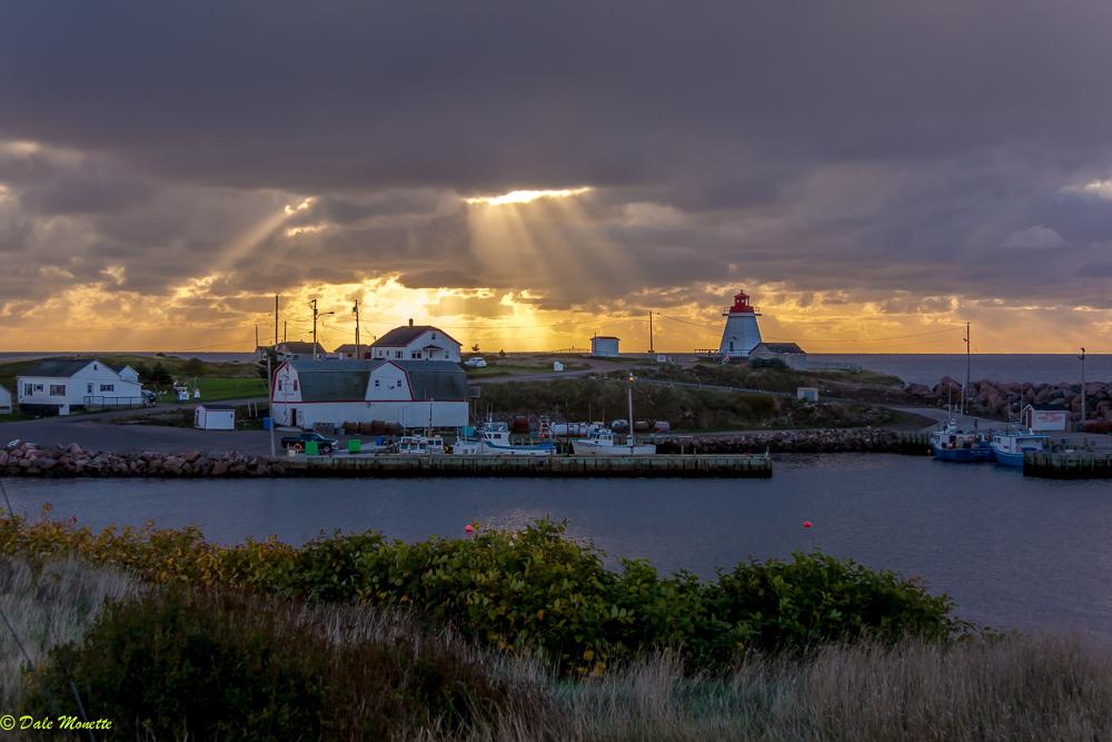 Neil's Harbor, Cape Breton, Nova Scotia, Canada, planet Earth 10/11/17