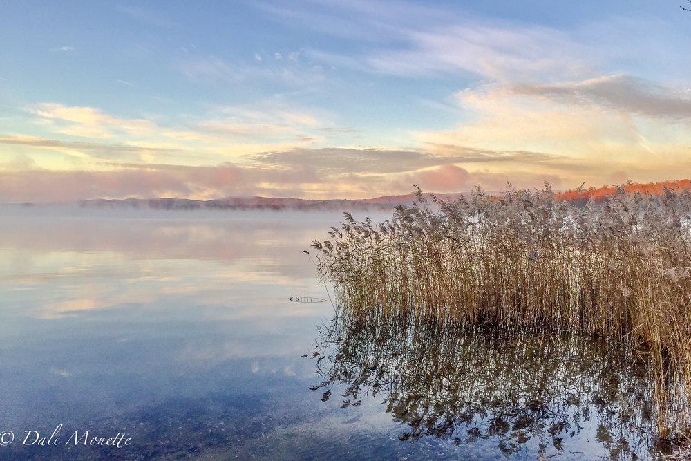 Quabbin Reservoir is at 100% capacity……..