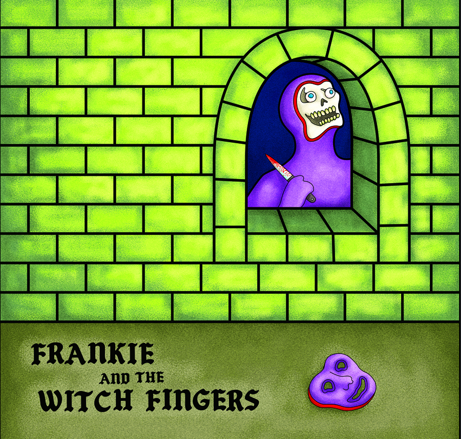 Pre-Order Frankie and the Witch Fingers DRIP/ TEA 7