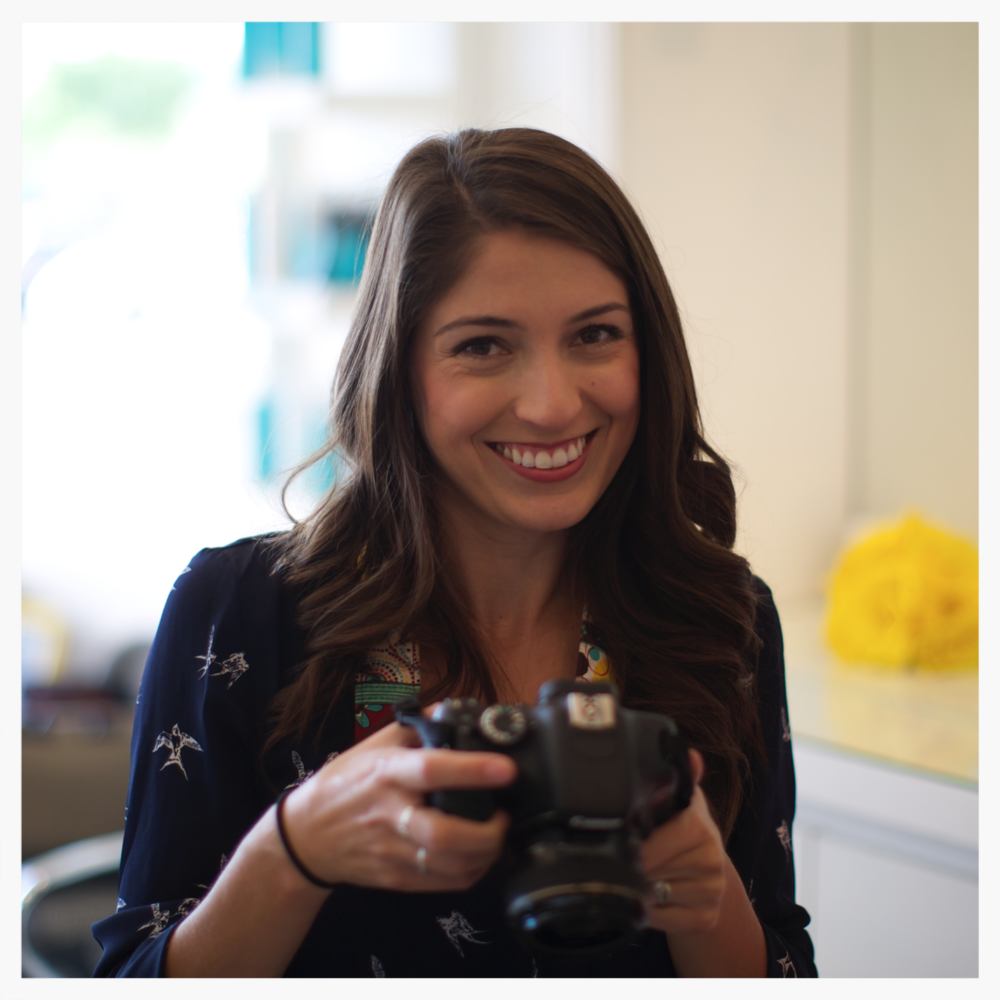 "The inspiration behind the name ""Theater 10"" Wedding Films.  She is an extremely talented photographer and cinematographer. By the end of the wedding day, she and the bride will be new best friends."