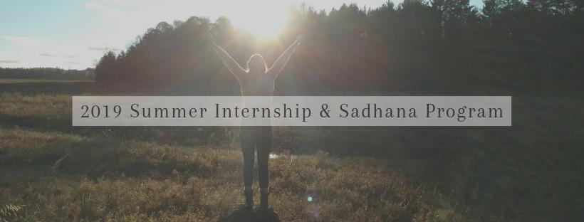 2019 Summer Internship & Sadhana Program.jpg