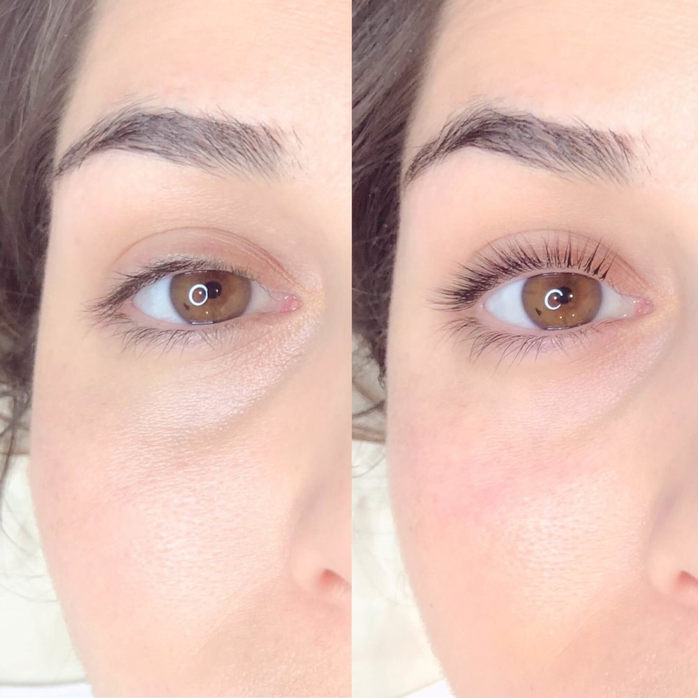 Lash Lift with Tint