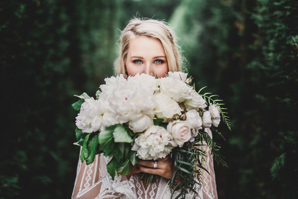"A word from the Bride...... ""Emma, our wedding was insanely amazing, couldn't have been more perfect! The florals were divine, thank you-I had no doubt they would be amazing, your work is incredible. Zoe x"""