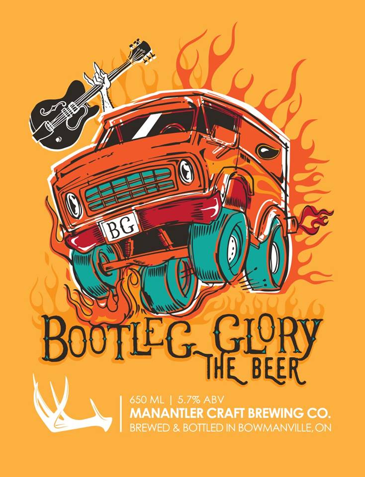 BOOTLEG GLORY - The Beer