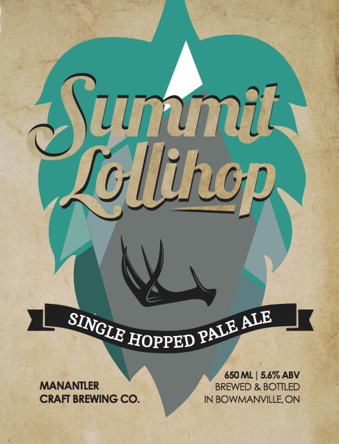 Summit Lollihop Pale Ale