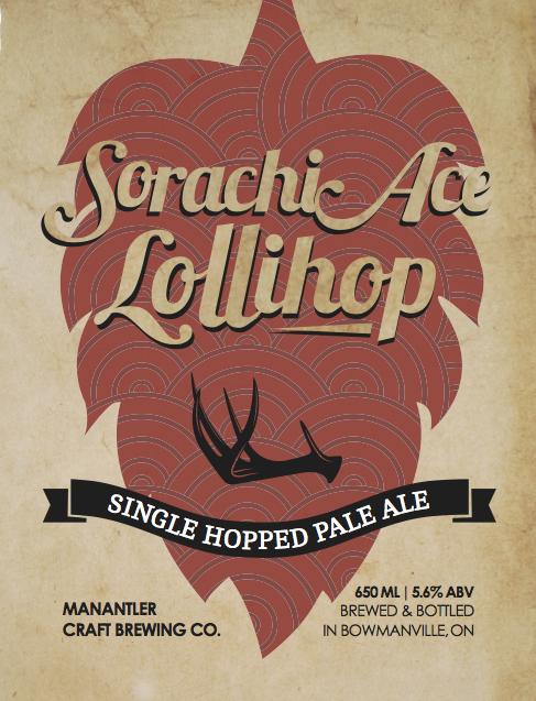 Sorachi Ace Lollihop Pale Ale
