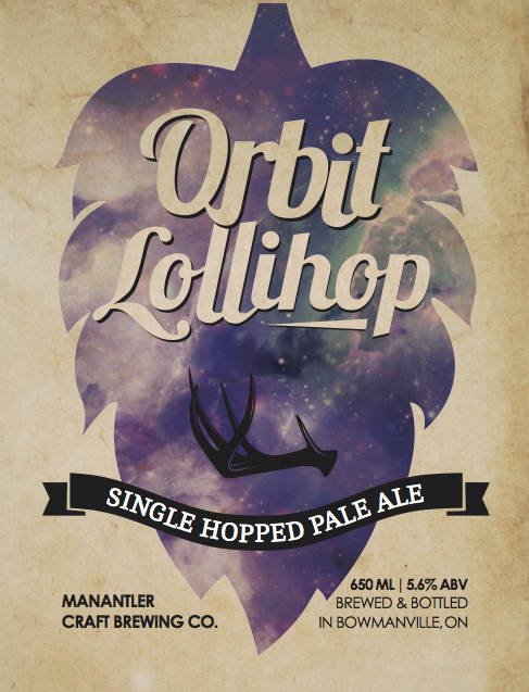 Orbit Lollihop Pale Ale