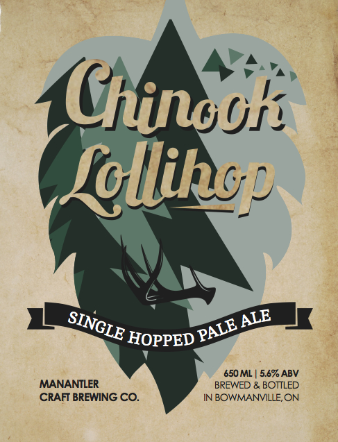 Chinook Lollihop Pale Ale