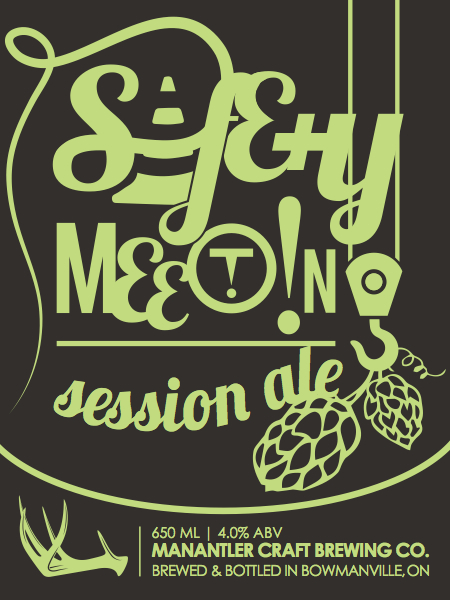 SAFETY MEETING - Session Ale