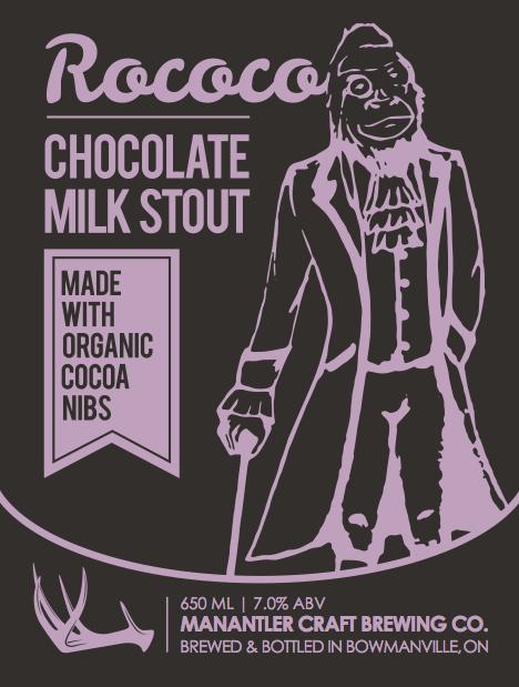 ROCOCO - Chocolate Milk Stout