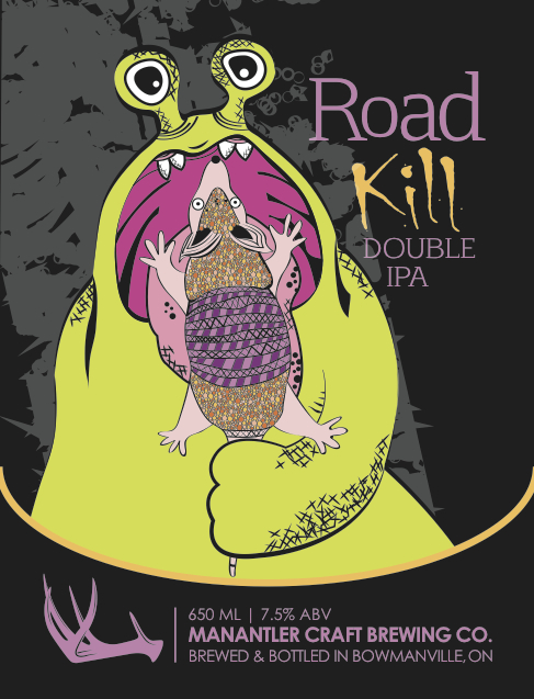 ROAD KILL - Double IPA