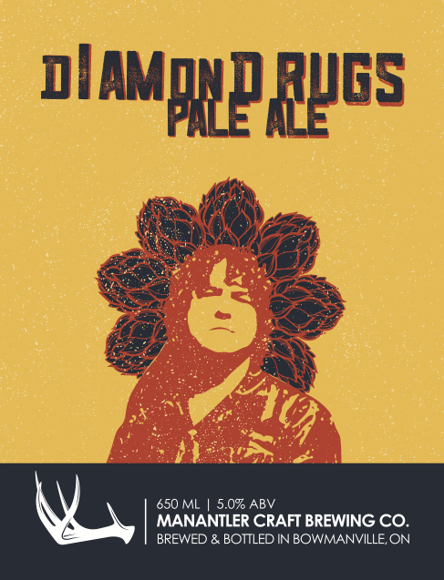 DIAMOND RUGS - Pale Ale