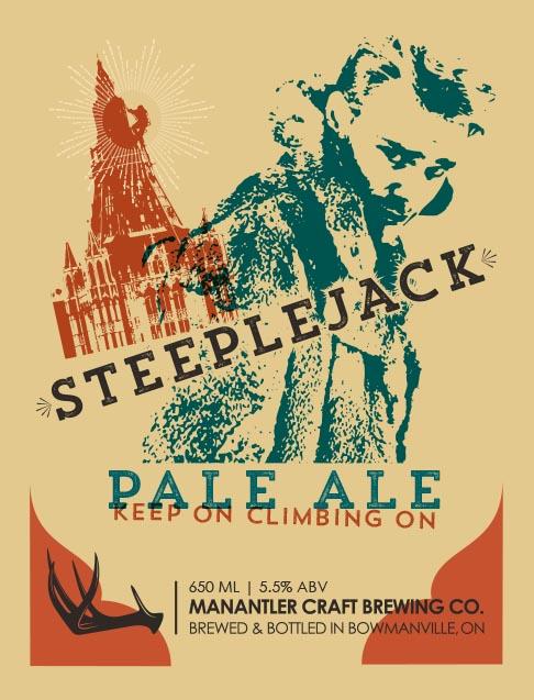 STEEPLEJACK - Pale Ale