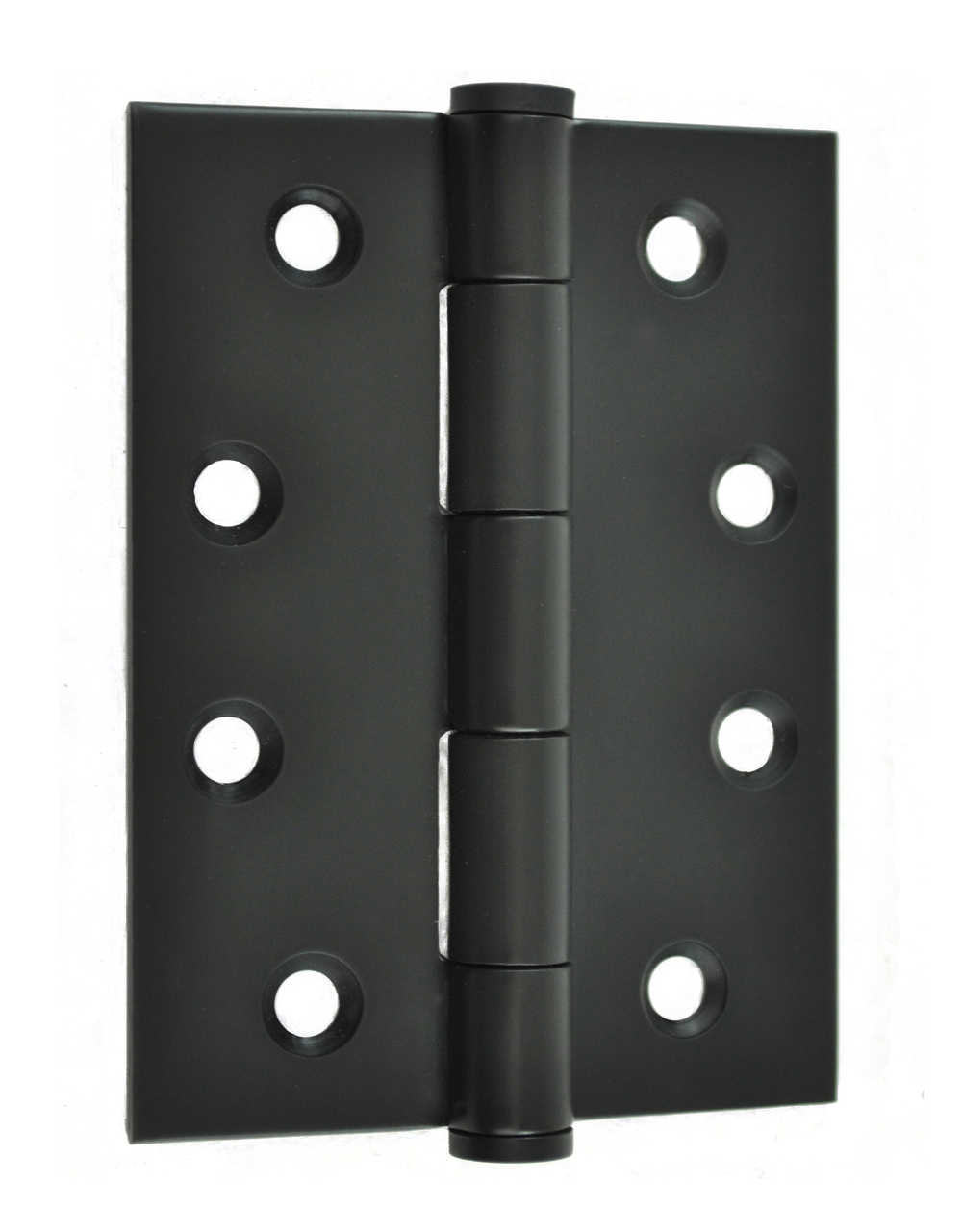 Hinge 100x75mm Matte Black