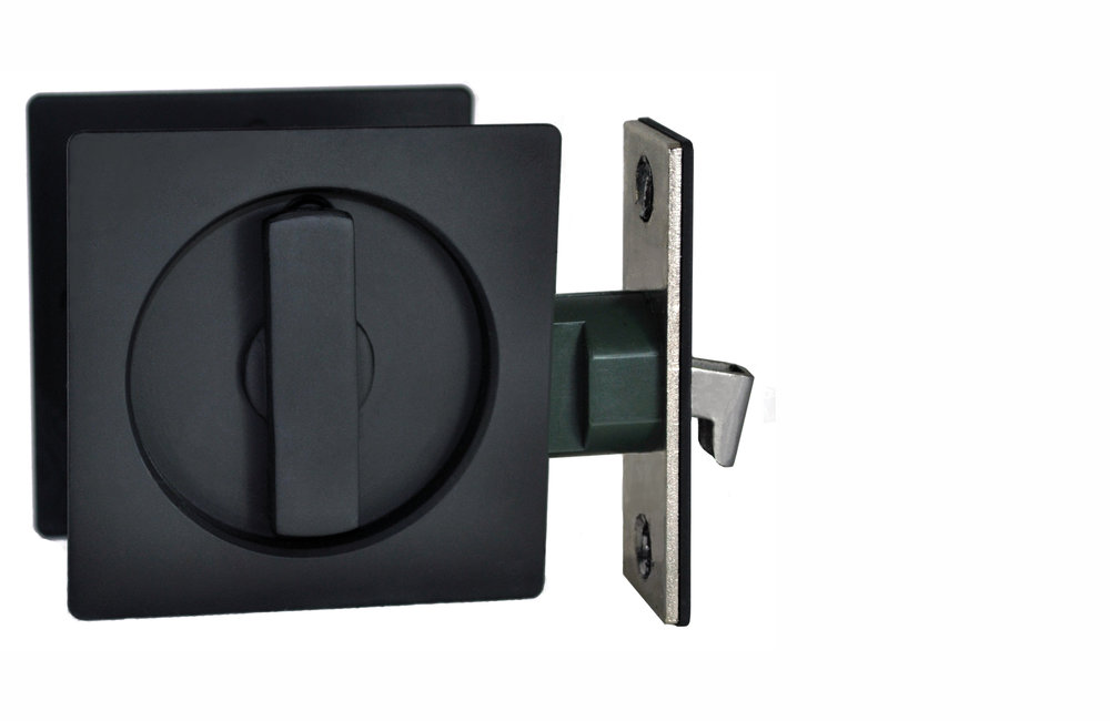 Cavity Sliding Privacy Door Lock