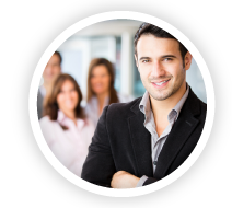 Helpful customer service representatives, always happy, always ready to help