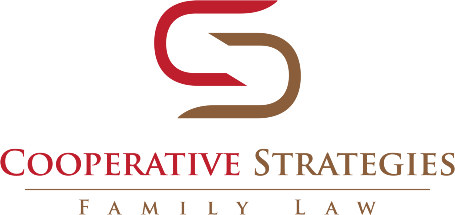 Cooperative Strategies Family Law
