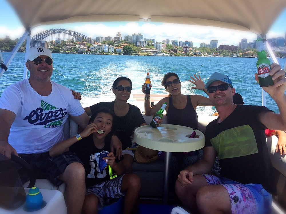 Party Boat Hire Sydney