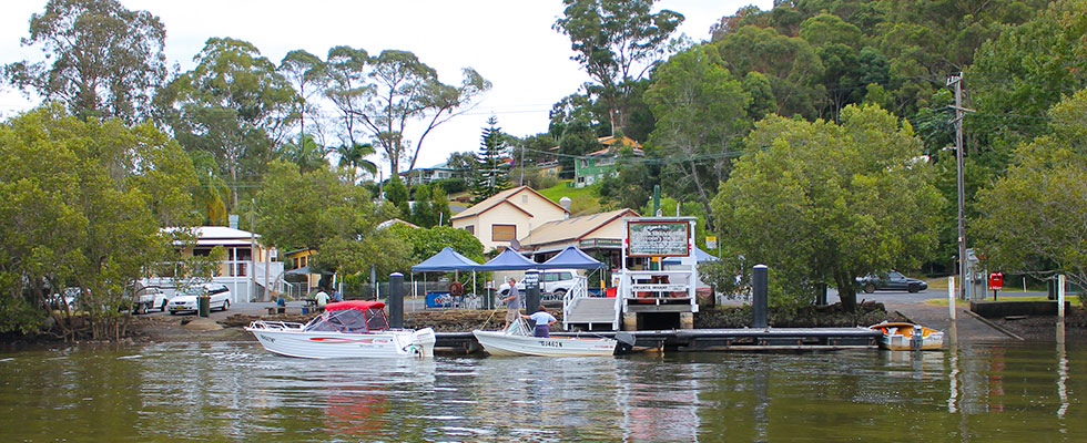 spencer shop hawkesbury river