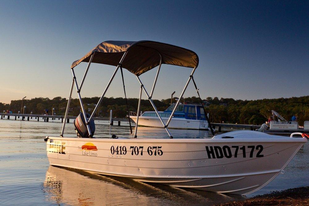 Tinnie boat hire sydney