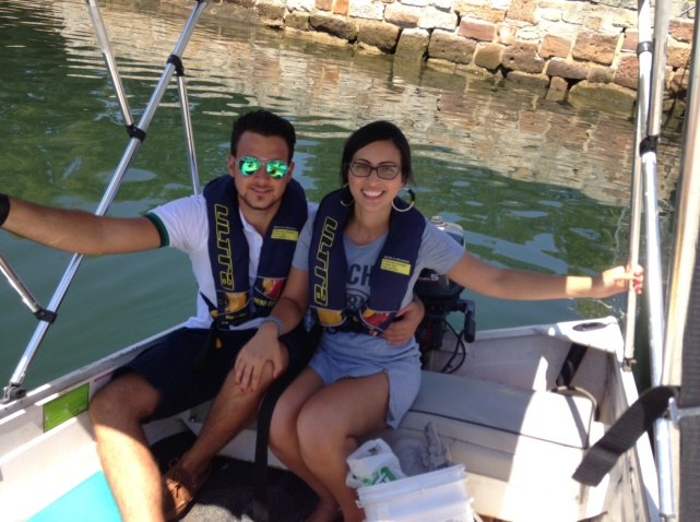 Sydney tinnie boat hire