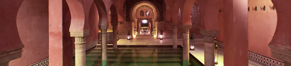 Hammam Baths (they did not permit photographs--this picture is from their website)