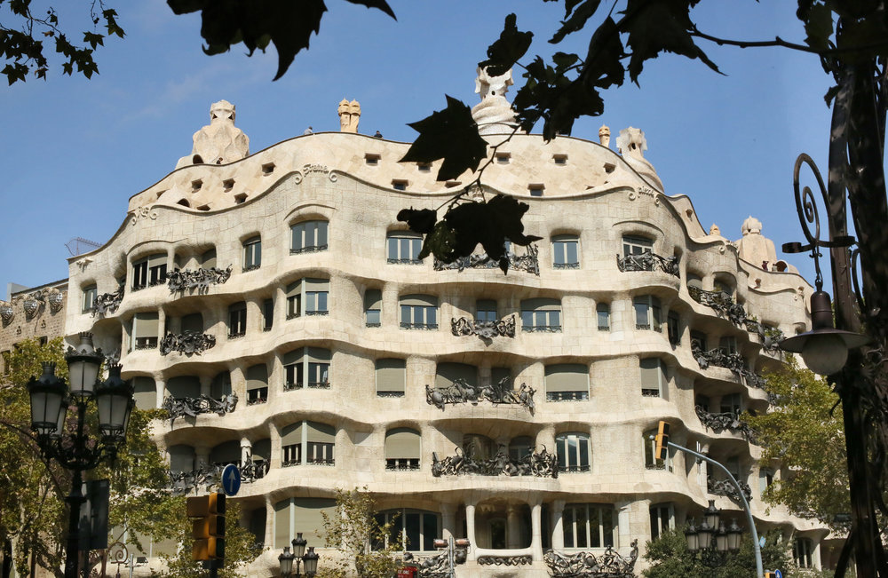 Antonio Gaudí's Perdiera