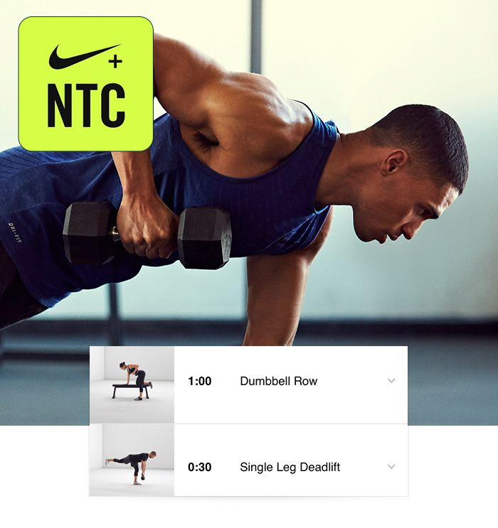 Nike Training Club - NTC is guided fitness app that can be downloaded to your phone from the app store. We've selected 2 specific strength workouts for Cougar 21 that don't require equipment or a lot of space if you can't make it the gym. We also picked a mobility workout to help you ease out of week  training and into the Saturday agility session.Free Download Here