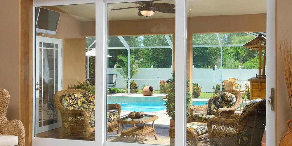WinGuard Aluminum Sliding Glass Door SGD780 & Door Products \u2014 Mike\u0027s Aluminum Specialties