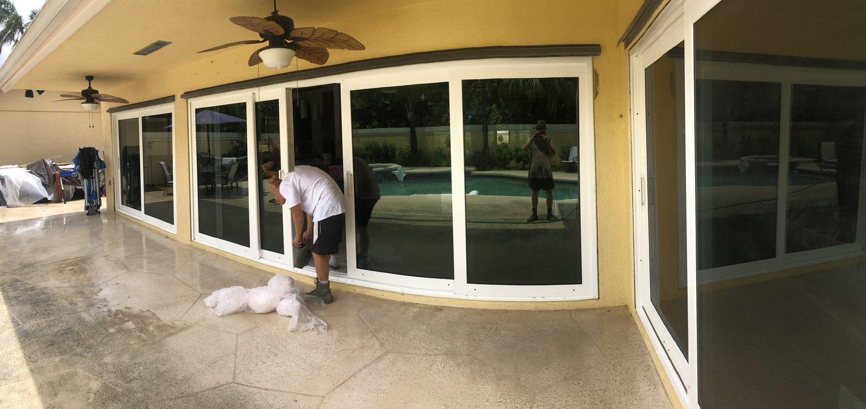 Sliding Glass Door Mikes Aluminum Specialties