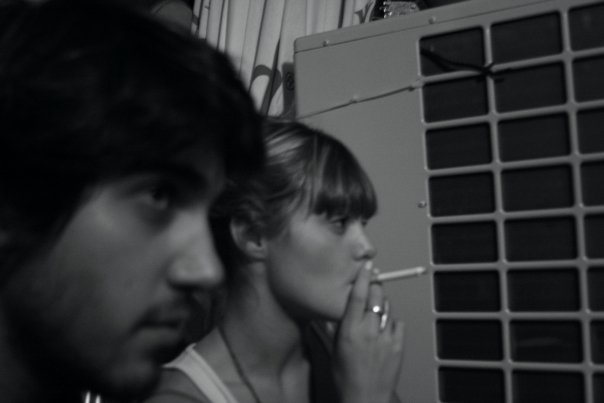 GUILLERMO Y ALICIA. CASA GRANADA, 2009.