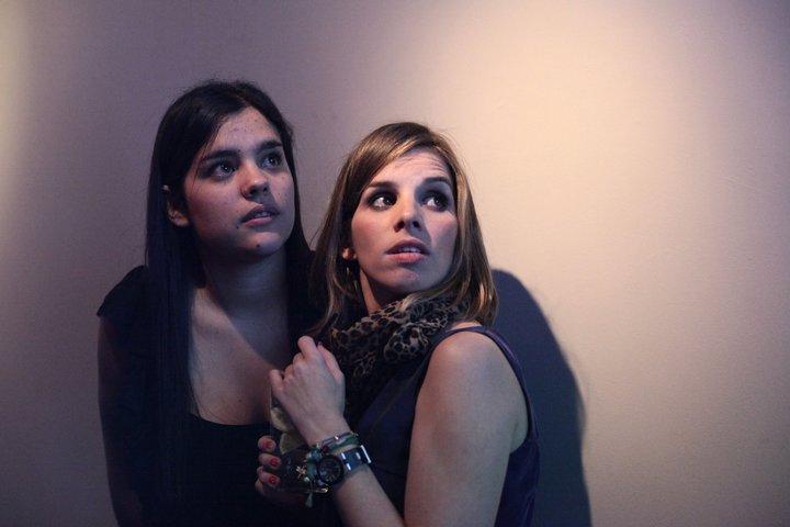 CLARA Y ELEONORA. MADRID, 2011.