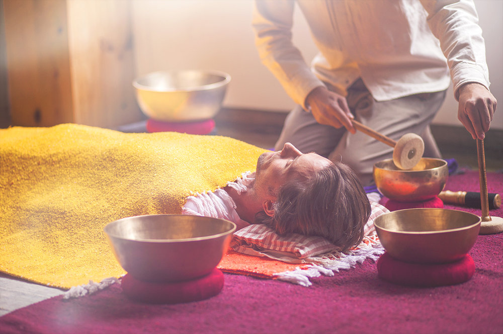Philip Attar - Sound Healer - Sound Bath