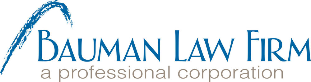 Bauman Law Firm Logo