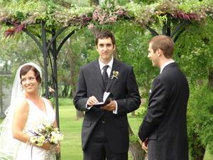 Bride floral bouquet.