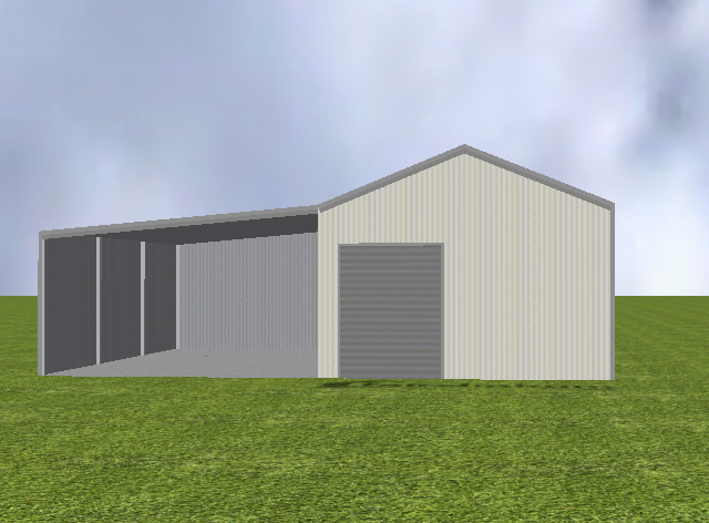 Workshop and Storage Shed
