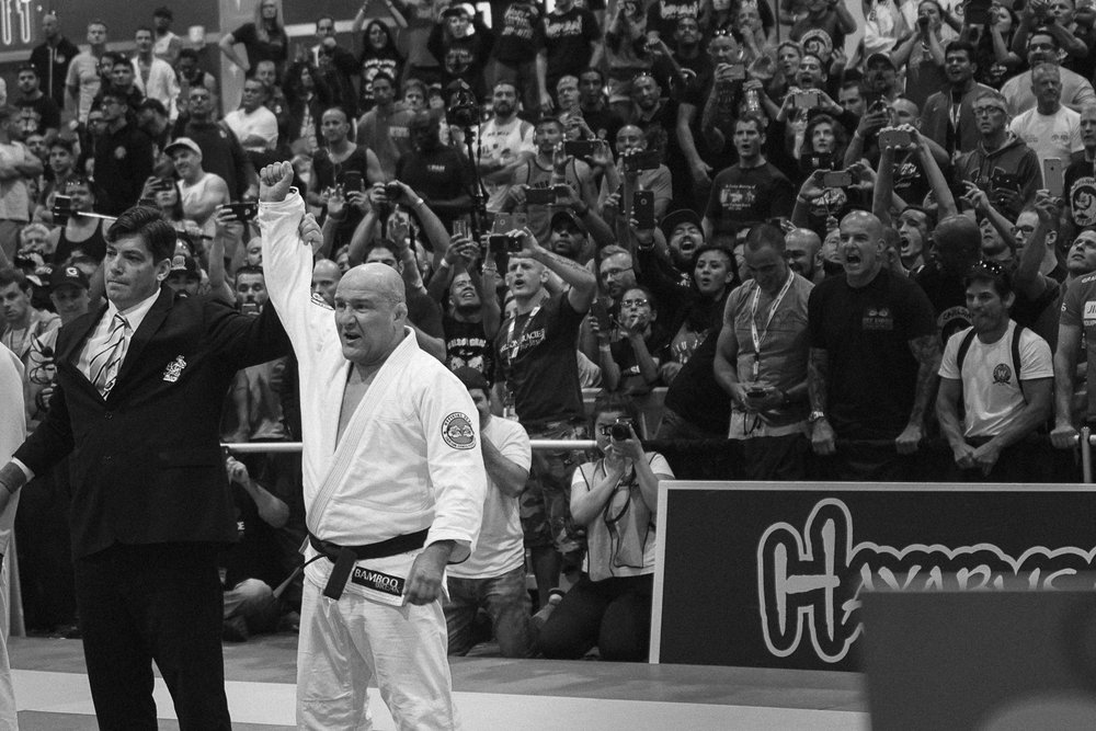 Carlson Gracie Jr, Victorious at the 2016 Masters & Seniors Worlds