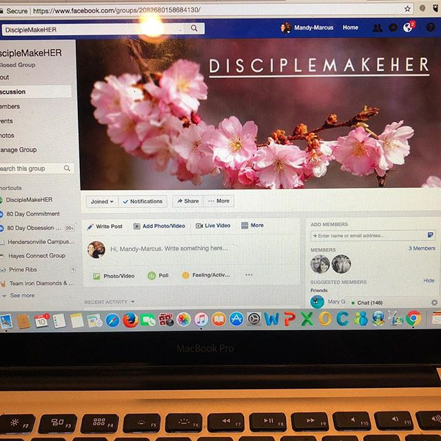 Made a resource page for our DiscipleMakeHER Trainers and Graduates! Exciting things happening as women are following hard after Jesus and making disciples who do the same! #DiscipleMakeHER #GreatCommissionDisciples