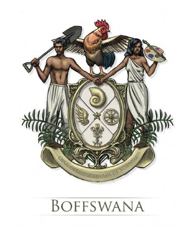 Boffswana Logo