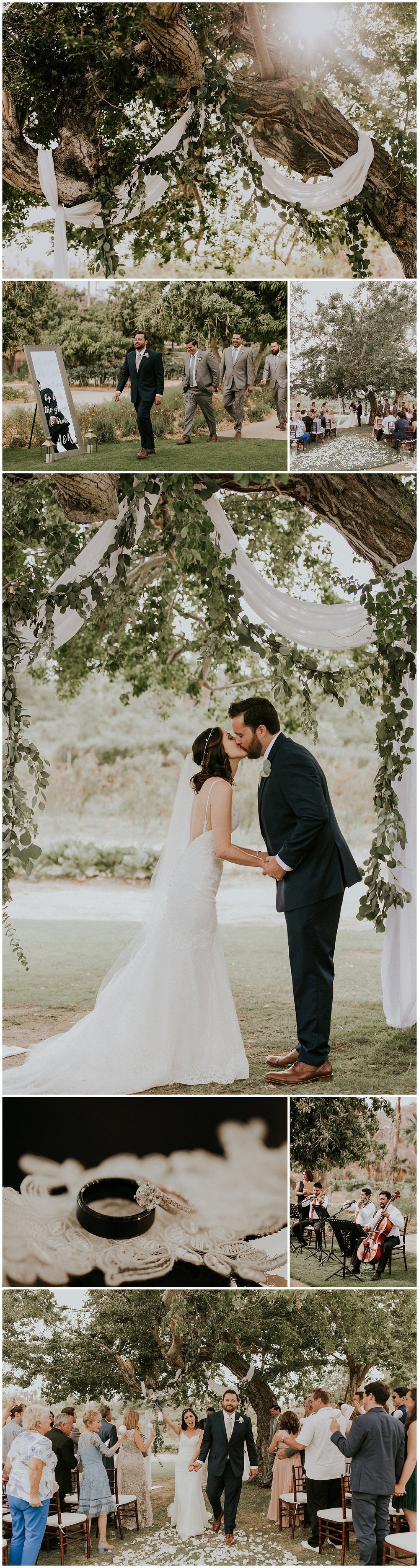 Flora Farms Wedding