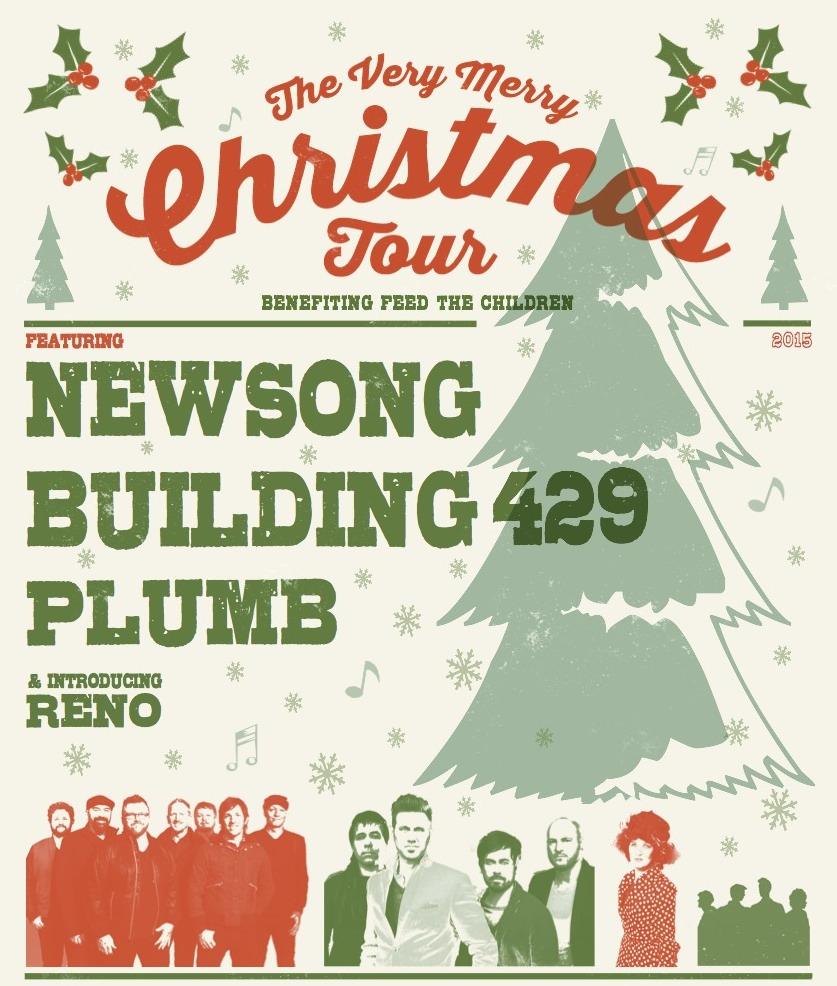 NewSong's Very Merry Christmas Tour