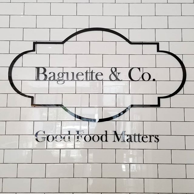 Great news! One of our favourite lunch spots - Baguette & co. - is back! They got an awesome new space right by our office!  #JunctionTO
